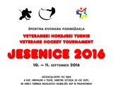 Veteranski hokejski turnir, Veterans Hockey Tournament Jesenice 2016